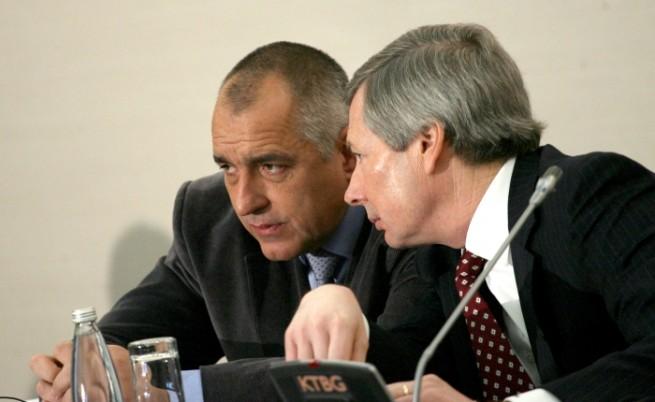 Борисов: Ще видите как наказваме и нашите