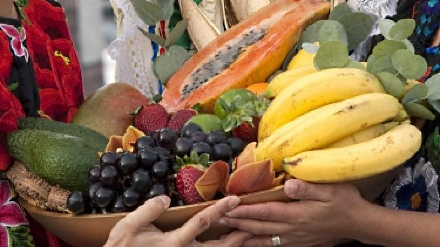 Свежите плодове винаги са добра алтернатива