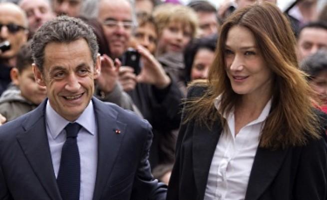 Погром за Саркози на местните избори