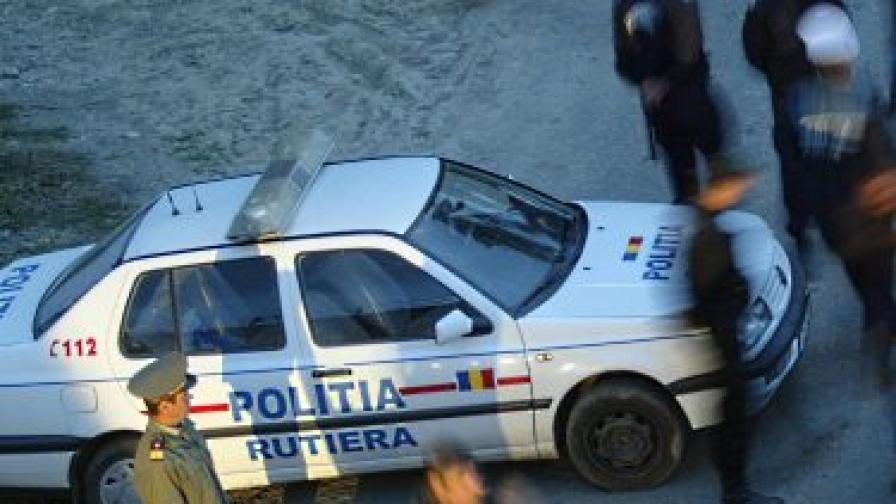 Български ТИР уби човек в Румъния