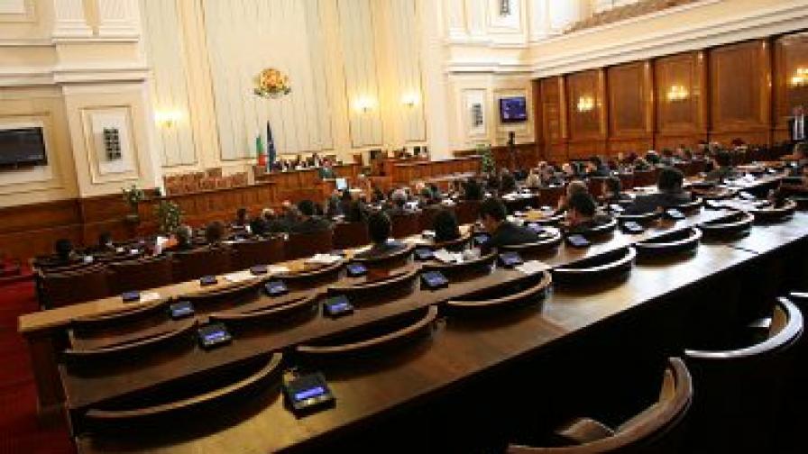 Депутатите приеха промените в НПК на второ черене