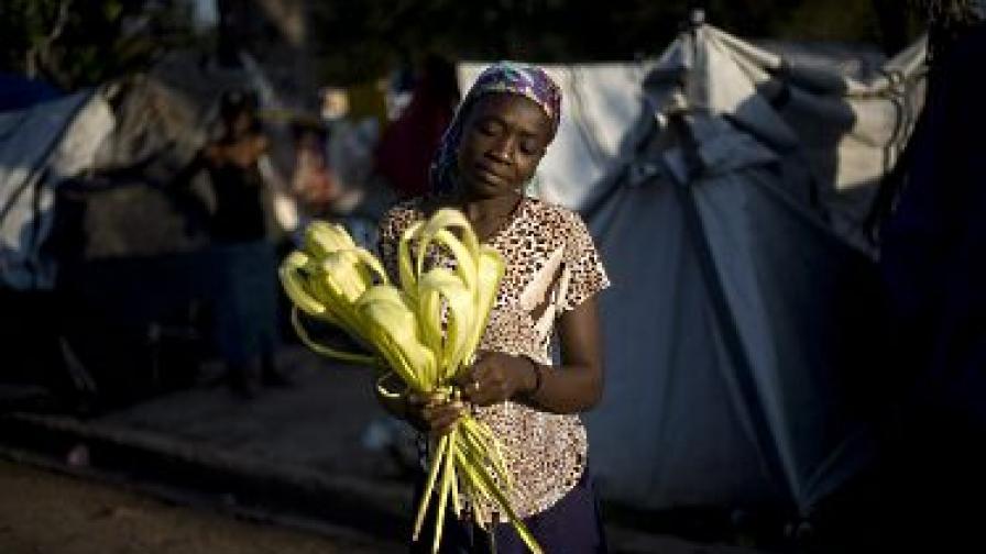 Кампанията на БЧК за Хаити събра 361 хил. лв.