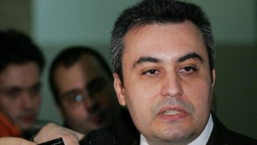 Прокурор Николай Кокинов