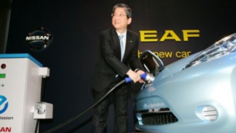 Електромобилите - по-евтино ли е на ток