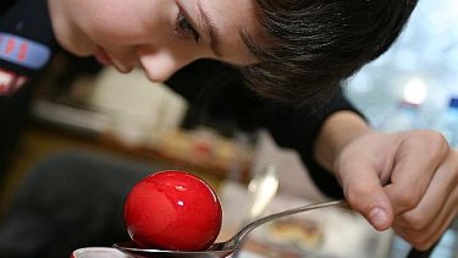 Германски специалисти: Смело хапвайте великденски яйца
