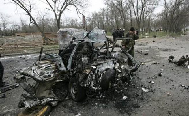 Взрив уби двама вероятни атентатори в Дагестан