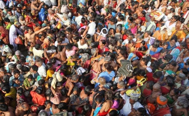 В Индия започна най-голямото преброяване в историята