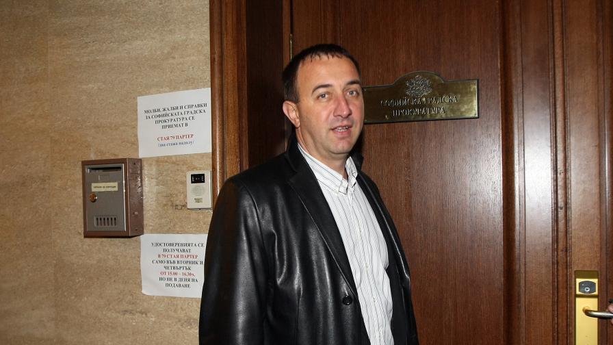 Роман Василев: Г-н Цонев, вие сте абсолютен престъпник