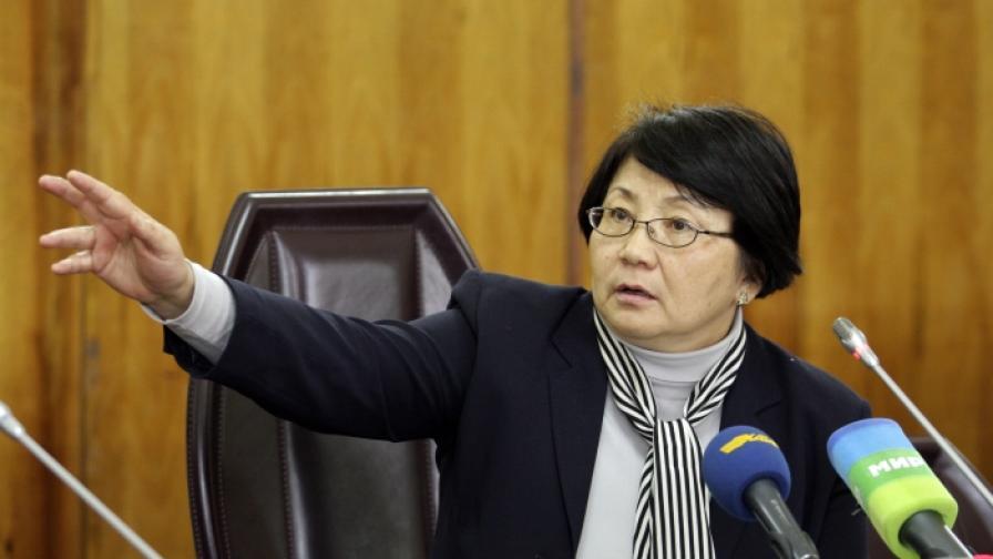 Над 70 загинаха в Киргизстан