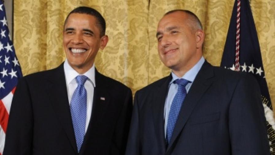 Борисов: Трябва да сме активни за ПРО