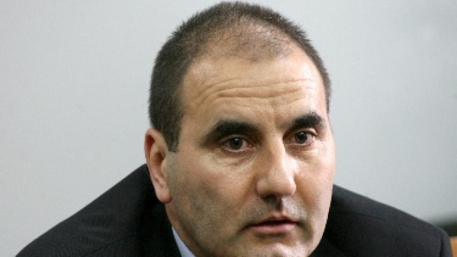 Цветанов поиска прозрачност във Висшия съдебен съвет