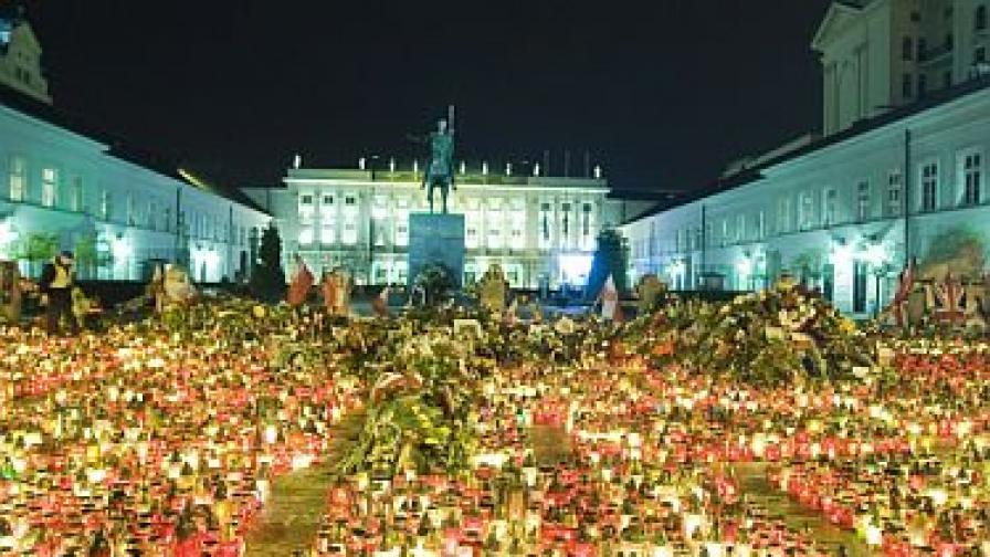Качински ще бъде погребан редом с полските крале