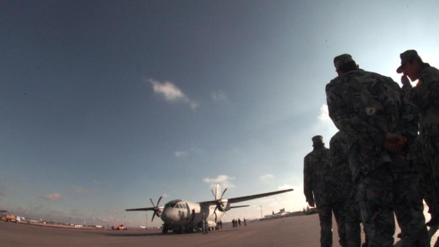 """Италиански самолети """"Спартан"""" за ВВС на Румъния и България"""