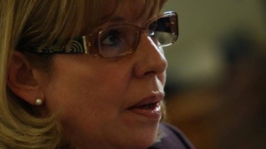Мария Мургина: Станишев ме предаде и унищожи реформата