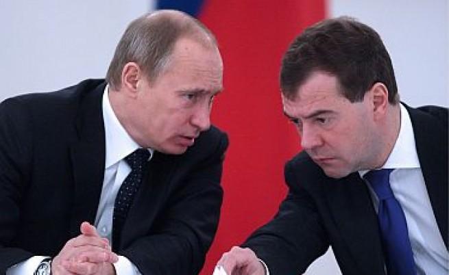 Властта в Русия: Система против самата себе си