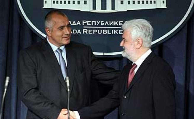 Борисов в Сърбия: В наше лице имате поддръжник за ЕС