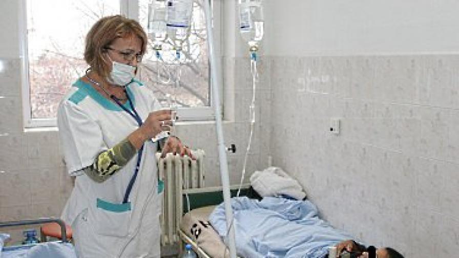 Над 92 % от заболелите от морбили са роми