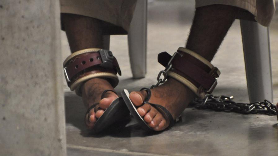 Изпратиха ни затворник от Гуантанамо