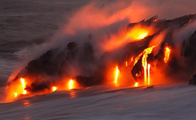Изригна втори вулкан на Камчатка
