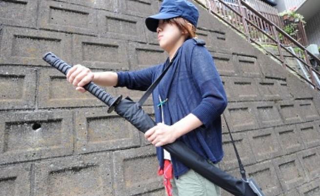 Самурайският меч - нов уред във фитнеса
