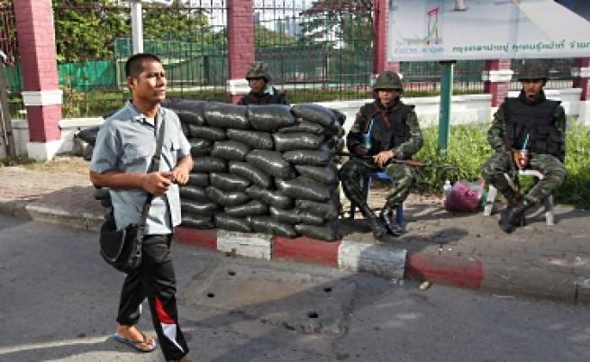 Размириците в Тайланд не стихват