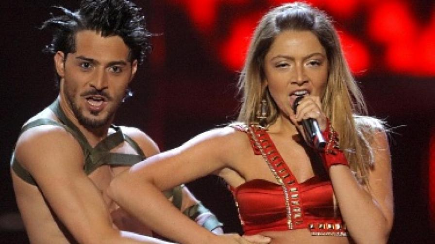 """Хадисе пя за Турция на миналогодишната """"Евровизия"""""""
