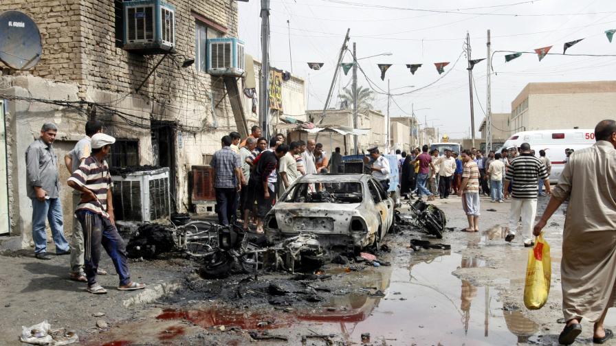 """Новият в """"Ал Кайда"""": Чакайте мрачни дни, пропити с кръв"""