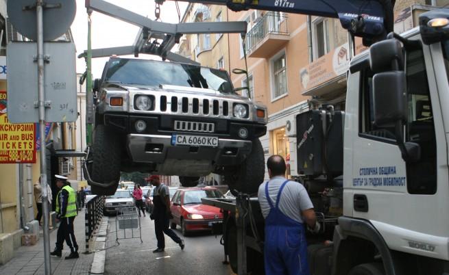 Промените в паркирането целят до 25% по-малко трафик