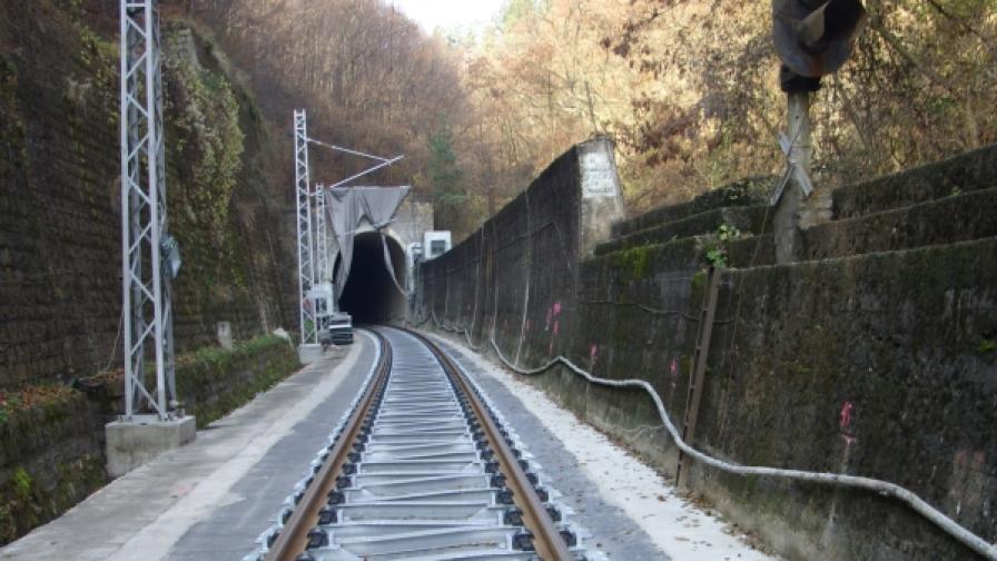 Започва строителство на жп линията от Свиленград до границата