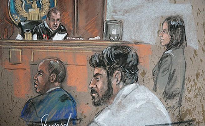 Задържаха пакистански майор за опита за атентат в Ню Йорк