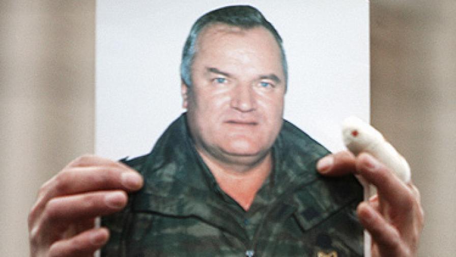 Семейството на Младич го иска мъртъв