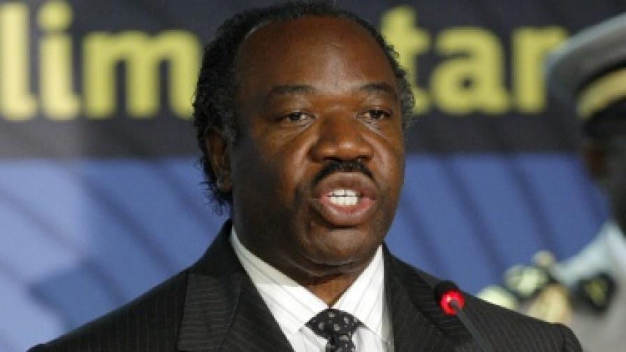 Габонският президент даде 100 млн. евро за къща в Париж
