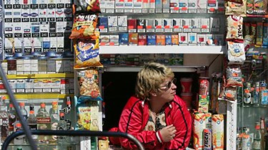 Пак сме начело на пушачите в ЕС