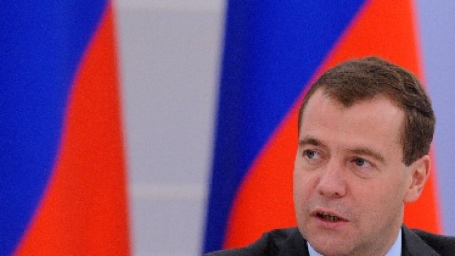 Медведев: Интернет ще върне пряката демокрация