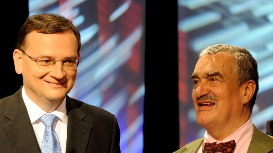 Дясна коалиция ща управлява в Чехия