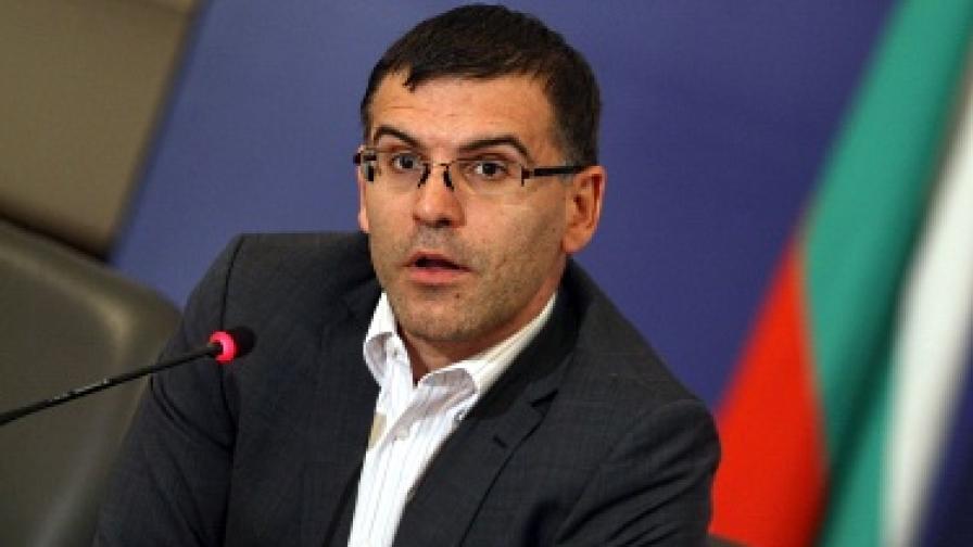 Дянков: Очакваме до 80 млн. дефицит през май