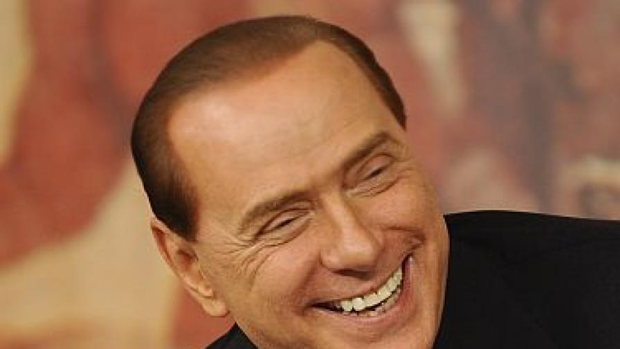 Берлускони: С наука до 120 години