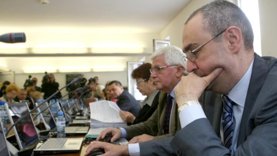 ВСС избра разследвана прокурорка за и.д. шеф