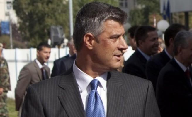 Тачи: Бъдещето на Косово е в ЕС и НАТО