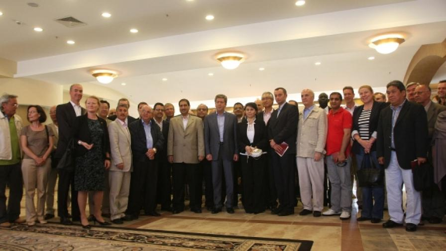 Президентът Първанов: Имаме отлични отношения със съседите