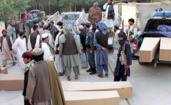 Афганистан: Камикадзе се взриви на сватба