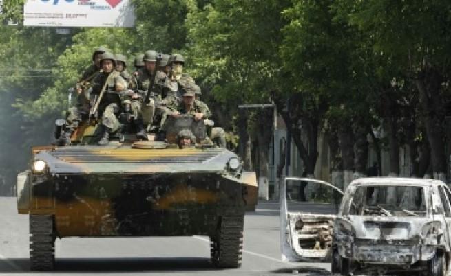 Насилието в Киргизстан ескалира
