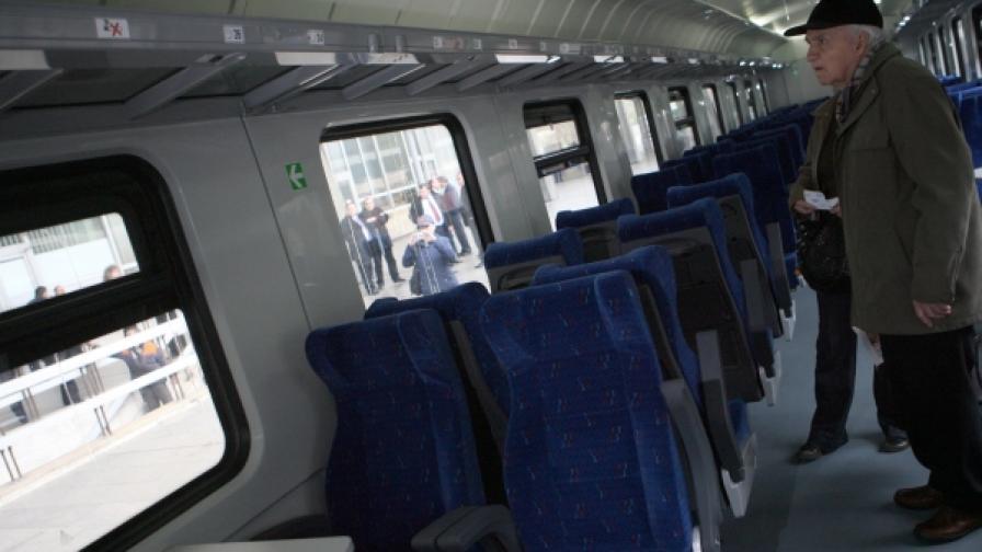 Чудо: Безжичен интернет по наши гари и във влакове