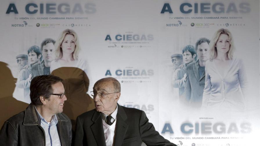 Почина португалският писател Жузе Сарамагу