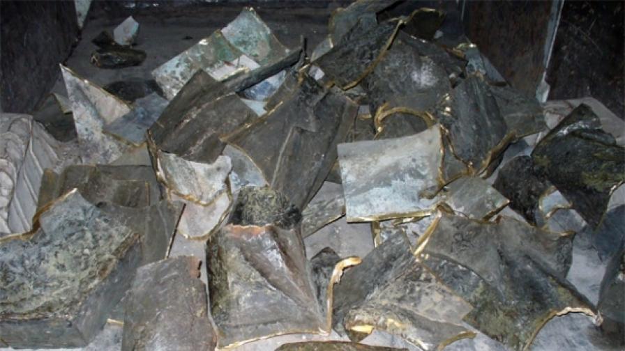 44 крадци на метали са хванати от полицията