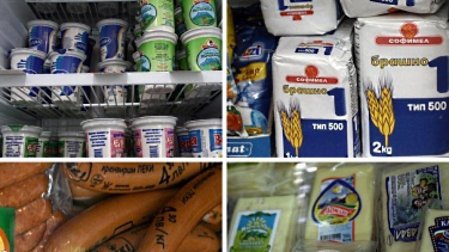Храната у нас - най-евтината в ЕС