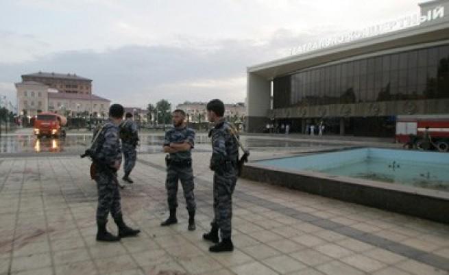 Атентатор се самовзриви в центъра на Грозни