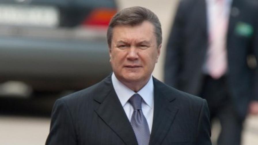 Украйна се отказа от НАТО със закон