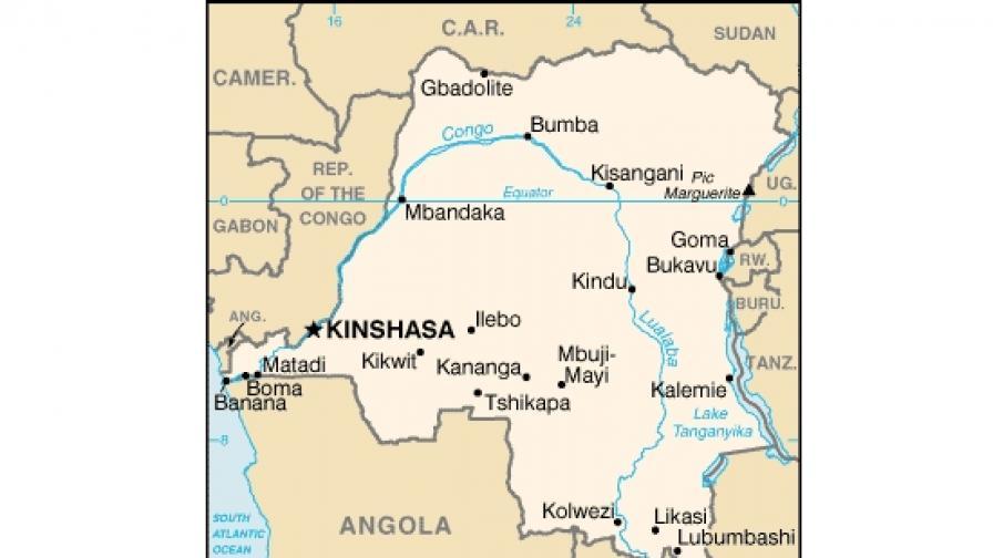Над 230 жертви при пожар в ДР Конго