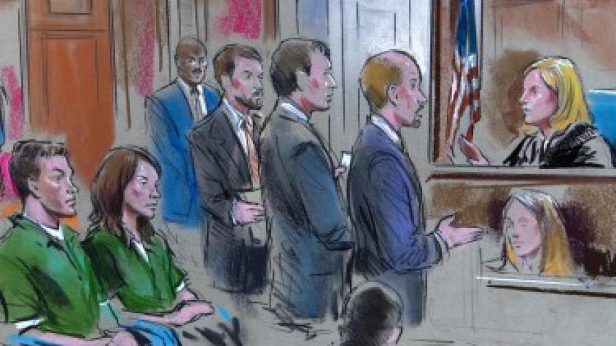 Руските шпиони в САЩ - вече с обвинение
